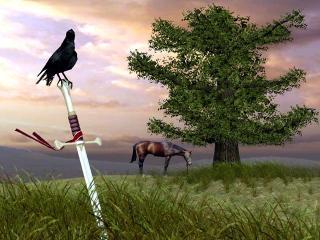 Download The Sword 3D Screensaver