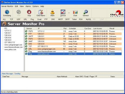 Download TheOne Server Monitor Lite