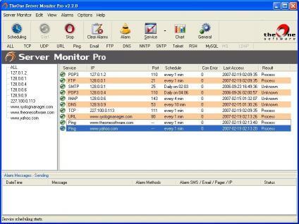 Download TheOne Server Monitor Pro