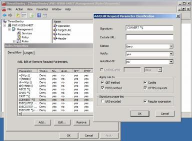 Download ThreatSentry - Web Application Firewall