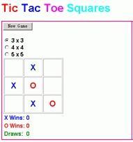 Download Tic Tac Toe Squares