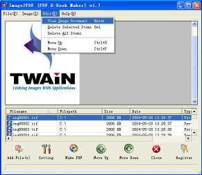 TIF to PDF Converter