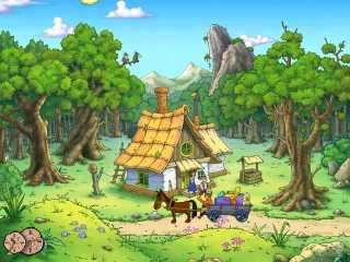 Download Timberland Cartoon Screensaver
