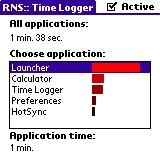 Download Time Logger