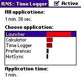 Download Time Logger