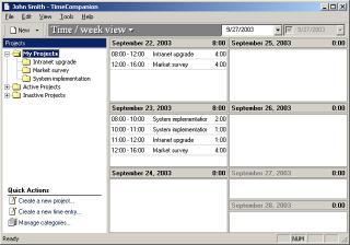 Download TimeCompanion Desktop Edition