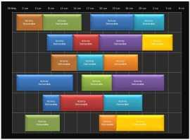 Timeline Excel 2010 Template