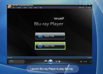 Download Tipard Blu-ray Player