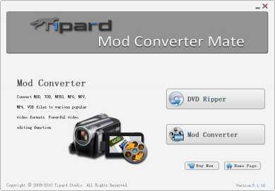 Tipard Mod Converter Mate