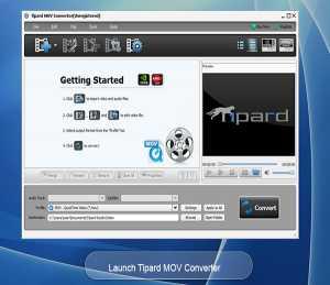Tipard MOV Converter