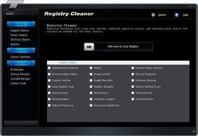 Download Tipard Registry Cleaner