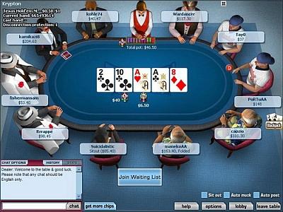 онлайн 3д покер