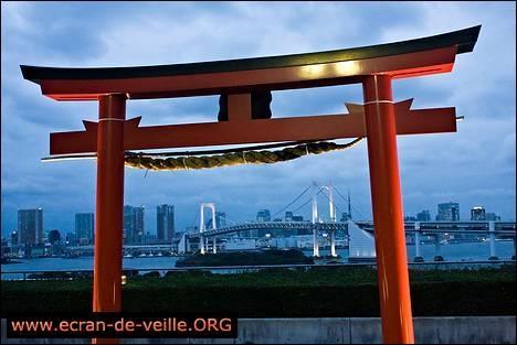 Download Tokyo Screensaver EV