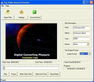 Download Top Video Sound Extractor