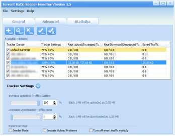 Download Torrent Ratio Keeper