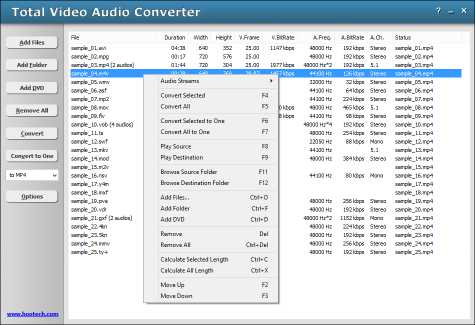 Total Video Audio Converter