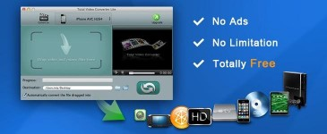 Download Total Video Converter Lite for Mac