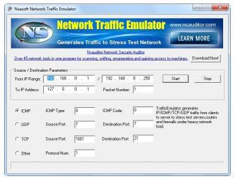 Download TrafficEmulator
