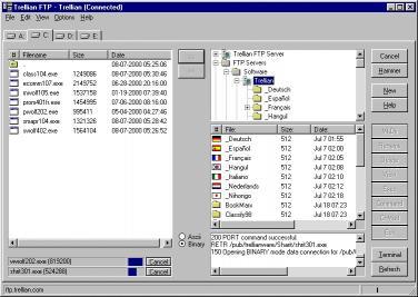 Download Trellian FTP