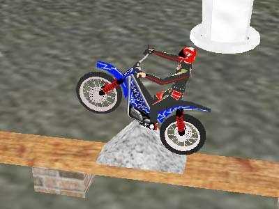 Trial Bike Ultra by MyPlayCity