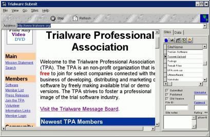 Download Trialware Submit