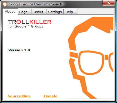 TROLLKILLER for Internet Explorer