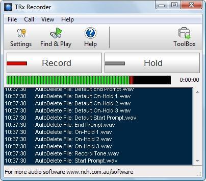 Download TRx Professional Phone Call Recorder