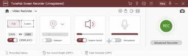 TuneFab Screen Recorder for Mac