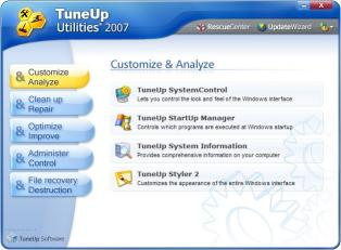 Download TuneUp Utilities