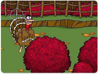 Download Turkey Shoot Thanksgiving Screensaver