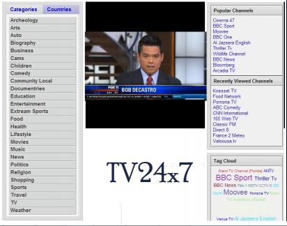 Download TV24x7