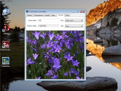 Download Tvalx Units Converter