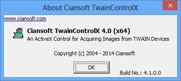 Download TwainControlX