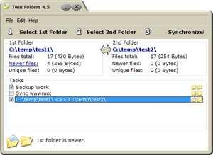 Download Twin Folders