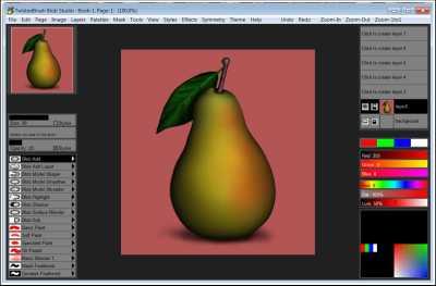 TwistedBrush Blob Studio