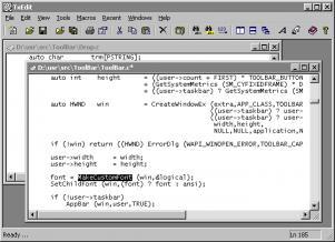 Download TxEdit 2000
