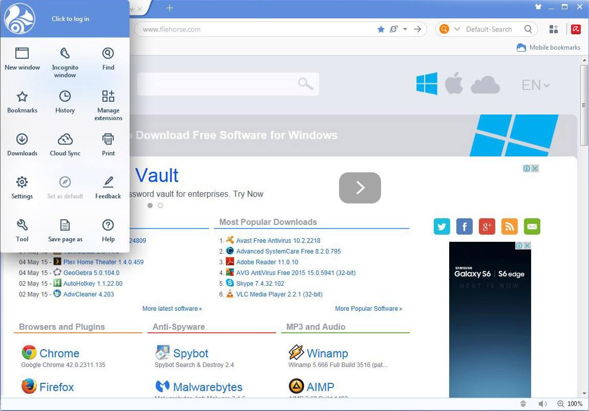 uc browser for pc windows 10 64 bit offline installer