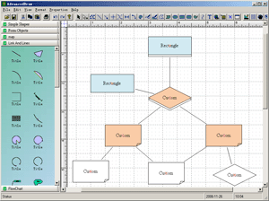 UCCDraw Flow/Diagramming Component