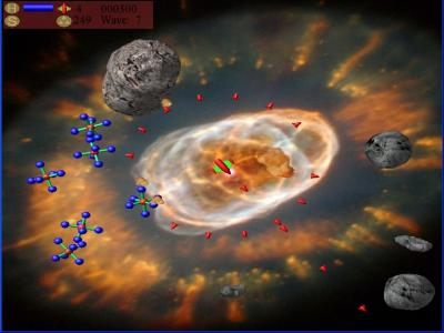 Download Ultimate Asteroids Arcade Pack