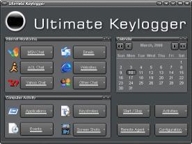 Download Ultimate Keylogger
