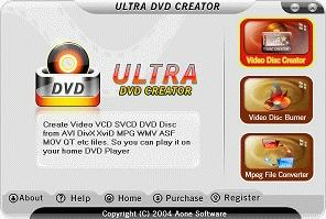 Download Ultra DVD Creator