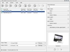Download Ultra MKV Converter