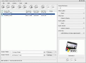 Download Ultra WMV Converter