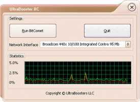 Download UltraBooster for BitComet