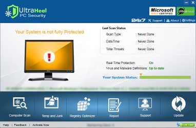 Ultraheal PC Security