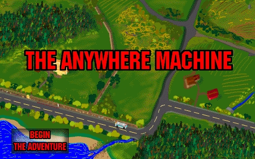 Uncle Julius and the Anywhere Machine (free version ...