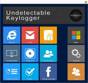 Download Undetectable Keylogger
