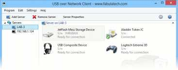 Download USB over Network