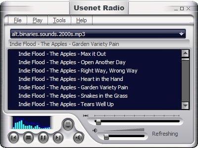 Download Usenet Radio