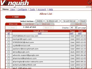 Download Vanquish Personal Anti Spam (vqME.com)